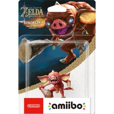 Legend of Zelda: Breath of the Wild - Bokoblin amiibo