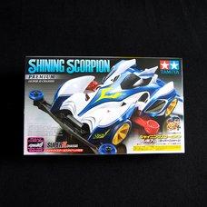 JR Shining Scorpion Premium (Super-II Chassis) Super Mini 4WD Model Kit