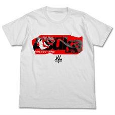 Evangelion Asuka Box Logo T-Shirt