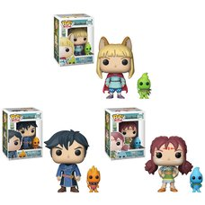 Pop! Games: Ni No Kuni II - Complete Set