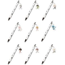 Kagerou Project Mechanical Pencils w/ Acrylic Charm