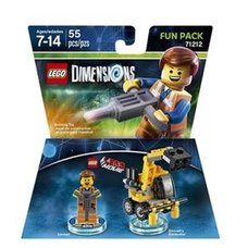 LEGO Dimensions LEGO Movie Emmet Fun Pack