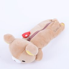 Rilakkuma Lying Down Pencil Case