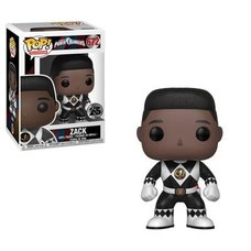 "Pop! TV: Power Rangers Series 7 - Zachary ""Zack"" Taylor"