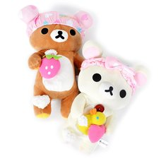 Rilakkuma Bathtime Plush Collection