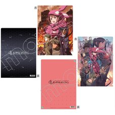 Sword Art Online Alternative: Gun Gale Online Clear File Collection