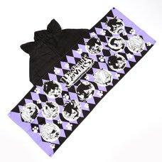 Diabolik Lovers Nekomimi Hoodie Towel