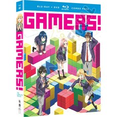 Gamers!: The Complete Series Blu-ray/DVD Combo Pack
