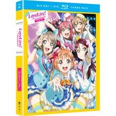 Love Live! Sunshine!! Season 1 Blu-ray/DVD Combo Pack