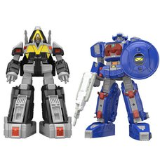 Super Minipla Power Rangers in Space Astro Megazord & Delta Megazord Set