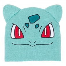 Pokémon Bulbasaur Big Face Knit Beanie