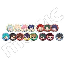 Ensemble Stars! Character Badge Collection Box Set B