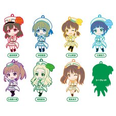 Nendoroid Plus: Wake Up, Girls! Trading Rubber Straps