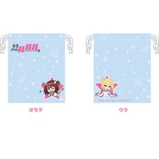 Space Patrol Luluco Drawstring Pouch