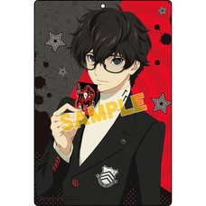 Persona 5 the Animation Pash Selection Big Acrylic Keychain