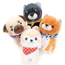 Mameshiba San Kyodai Dog Plush Collection (Big)