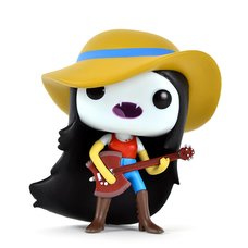 Pop! TV: Adventure Time - Marceline w/ Guitar