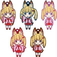 Nendoroid Plus: Noja Loli Ojisan Collectible Rubber Strap Box Set