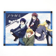 Noragami Aragoto Animation Visual Book