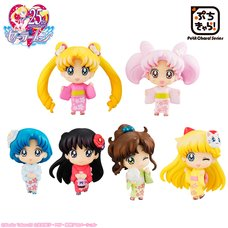 Petit Chara! Sailor Moon Cherry Blossom Festival Ver. Box Set