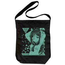 Love Live! Sunshine!! Kanan Matsuura Black Shoulder Tote Bag