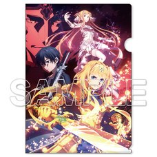 Sword Art Online: Alicization - War of Underworld Clear File