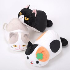 Tsuchineko Shiawase Kagi Shippo Cat Plush Collection (Big)