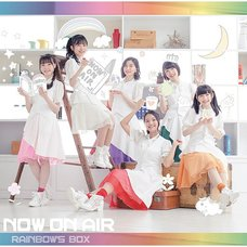 Now on Air Rainbow's Box CD
