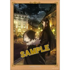 The Case Files of Lord El-Melloi II Key Visual Vol. 1 Mini Clear Poster