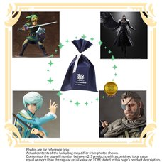 TOM Outlet Lucky Bag: Gaming Figures (Gold Value)