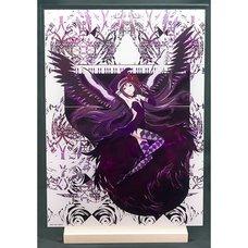 Madoka Magica the Movie: Rebellion - Devil Homura Acrylic Art