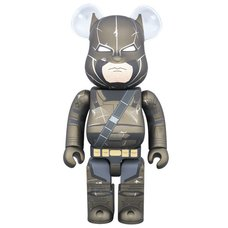 BE@RBRICK 400% Batman v Superman: Dawn of Justice - Armored Batman