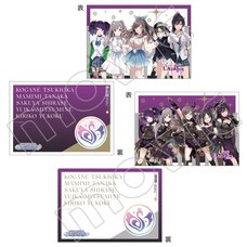The Idolm@ster: Shiny Colors L'Antica Clear File Collection