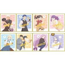 Today's Menu for Emiya Family Mini Shikishi Board Collection Box Set
