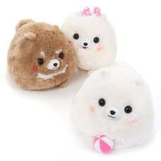 Pometan Fuse Dekita yo Dog Plush Collection (Big)