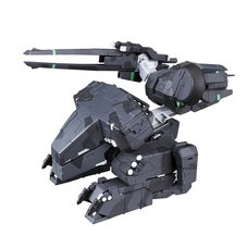 Variable Action D-Spec Metal Gear Solid Metal Gear Rex Black Ver.