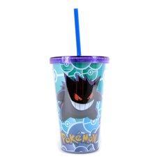 Pokémon Gengar Plastic Tumbler