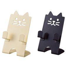 Neco Face Cat Smartphone Stand