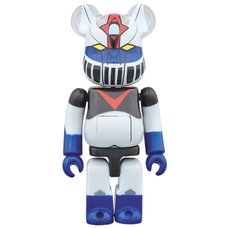 Kattobi BE@RBRICK Great Mazinger