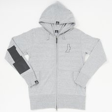 TOA Heavy Industries Weatherproof Hooded Jacket (Gray)