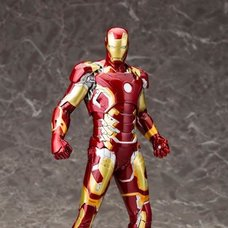 ArtFX Iron Man Mark 43 Statue | Avengers: Age of Ultron