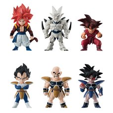 Dragon Ball Adverge 8 Box Set