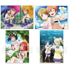 Love Live! General Magazine Vol. 1: Love Live! μ's Clear File Collection