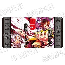 MF Bunko J Summer School Festival 2018 No Game No Life Rubber Playmat