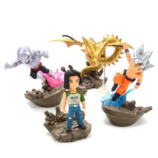 Dragon Ball Super World Collectable Diorama Vol. 2