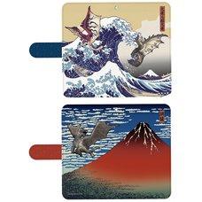 Monster Hunter Ukiyo-e Smartphone Case Collection