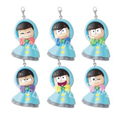 Terucot Osomatsu-san Part. 2 Mini Masccot Figure Box Set