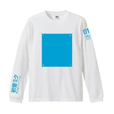 Bighead 01 Friends feat. Hatsune Miku Long Sleeve T-Shirt /w Music Download Card