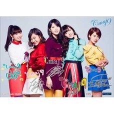 ℃-ute Album ℃maj9 Launch Anniversary Live Photo