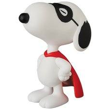 Ultra Detail Figure Peanuts Series 11: Masked Marvel Snoopy